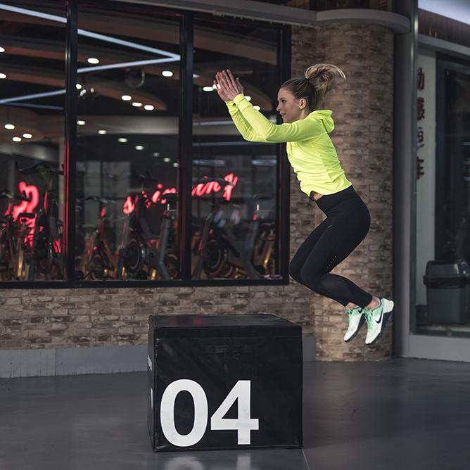 Inner Vibe   Full body workout