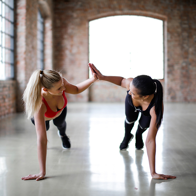 Inner Vibe | Osobní trénink